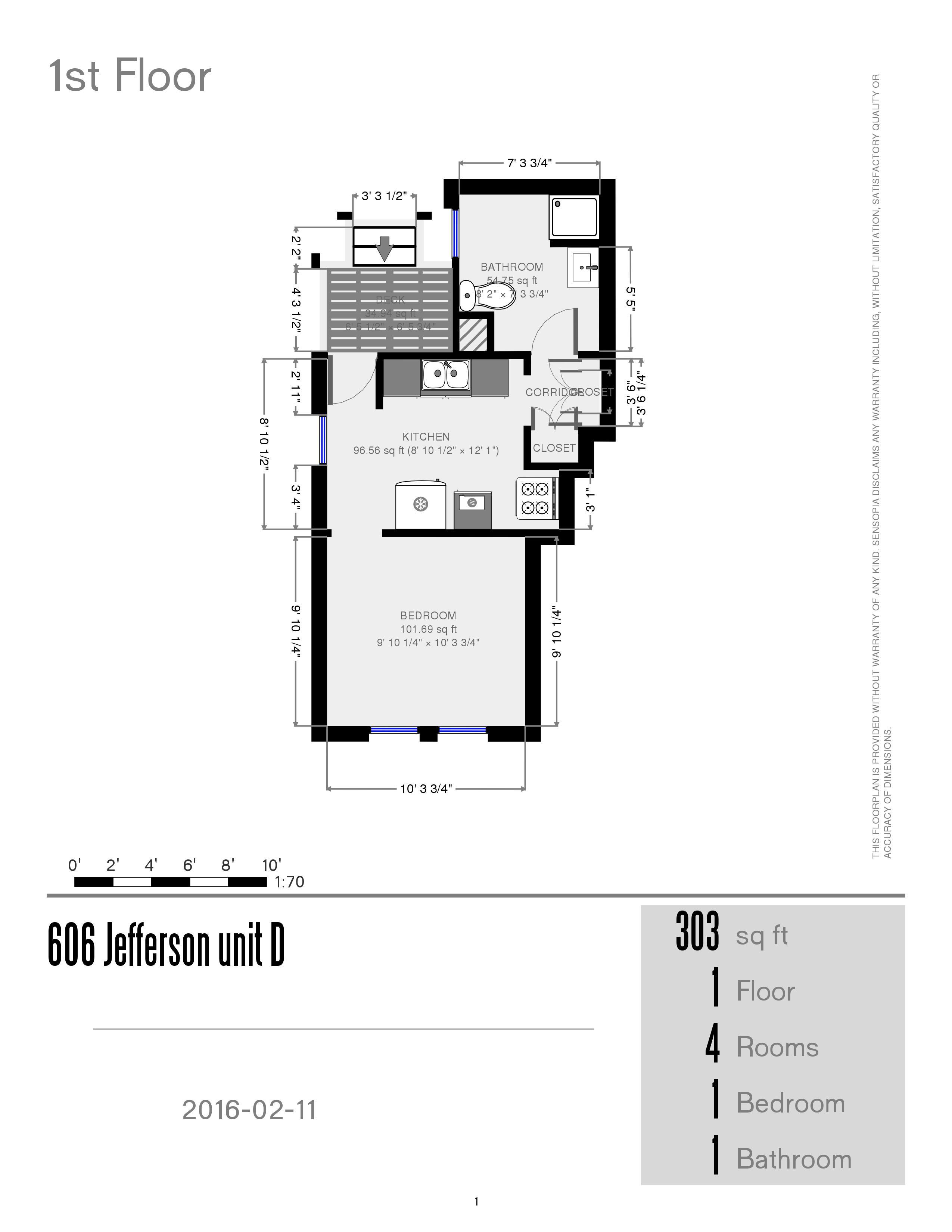 100 jefferson floor plan jefferson ii floor plan in for Main street homes floor plans
