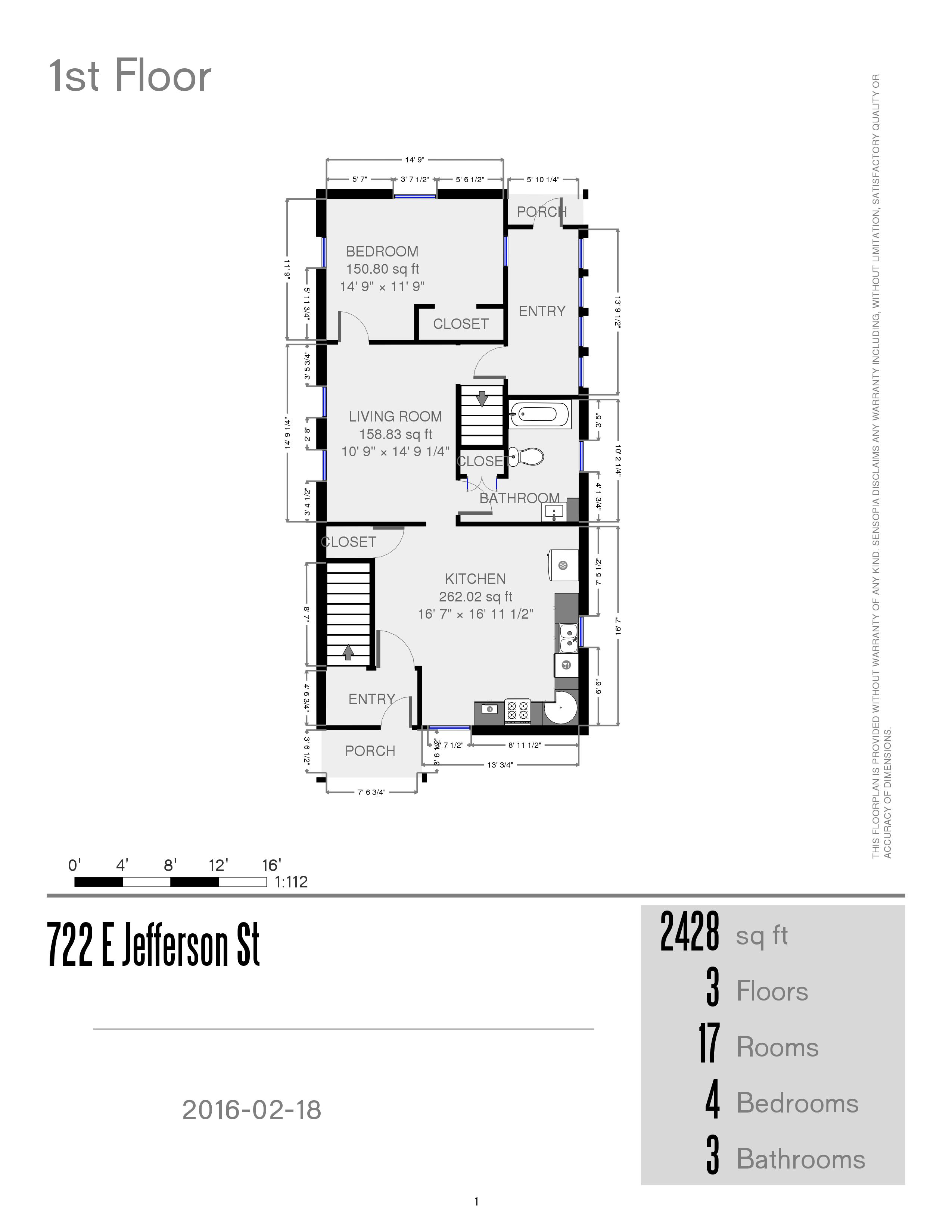 100 Main Street Homes Floor Plans Farmhouse