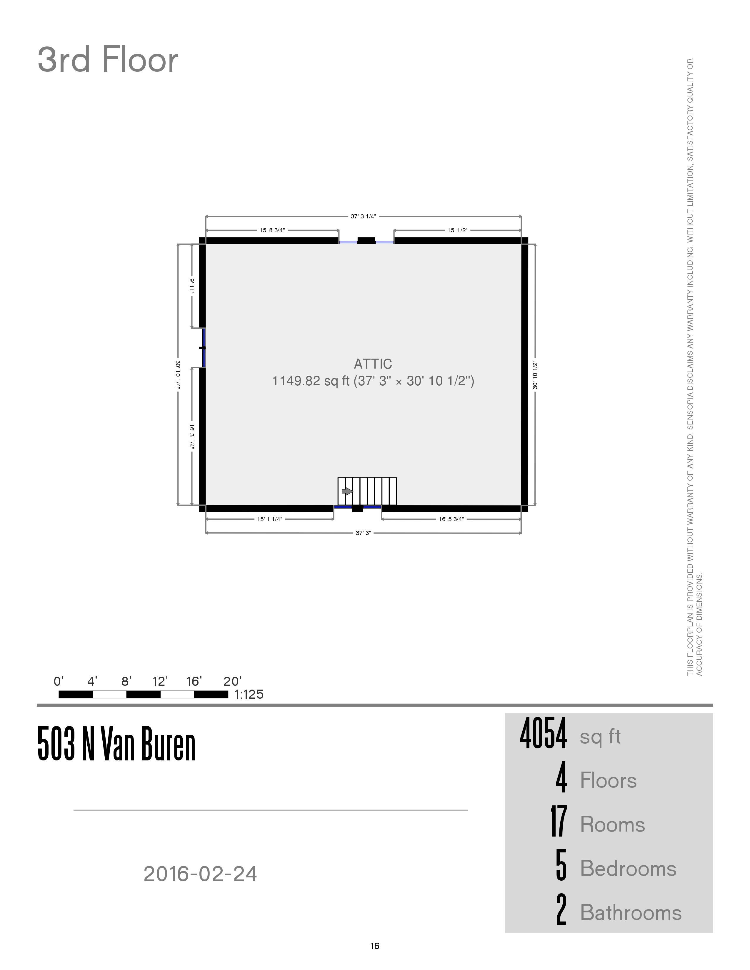 Van Buren St Floor Plans on North Avenue Apartments Floor Plan